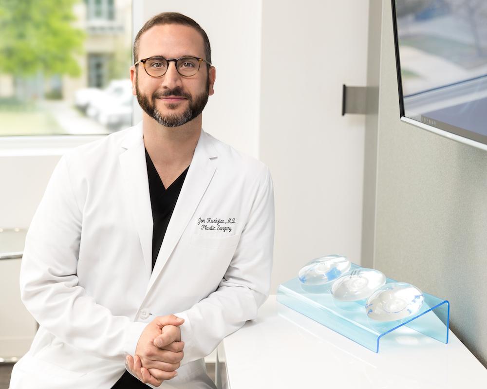 Plastic Surgeon Fort Worth Arlington TX Jon Kurkjian MD